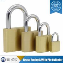 MOK lock Z40 hardened steel shackle diameter 3.5mm 5.3mm 6.3mm 8mm 9mm bravo padlock