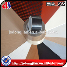 Static-free teflon /PTFE coated fiberglass fabric