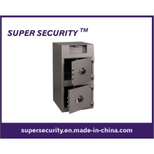Двойная входная дверь погрузка сейфа (SFD3920)