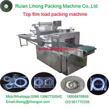 Gzb-450A High Speed Pillow-Type Metal Rings Wrapping Machine
