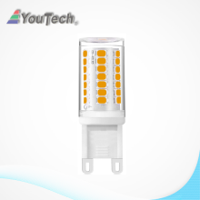 Led Dimmable Warm White 3000K G9 Light Bulb