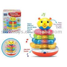 Bo tumbler brinquedo musical