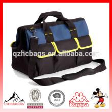 Fabrik meistverkauften Werkzeugtasche benutzerdefinierte Elektriker Werkzeugtasche Mode Garten Werkzeugtasche (ES-Z301)