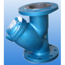 Wcb Flanged Y-Strainer