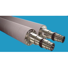 Chrome Plated Rollers for Corrugation