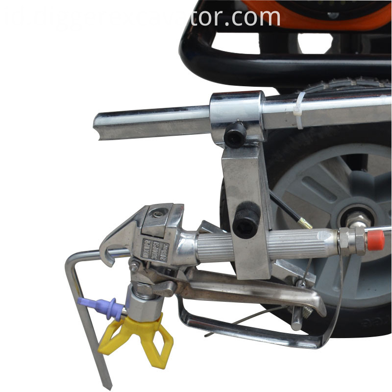 Road White Line Marking Machine