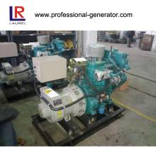 12-90kw Stamford angetriebener Marine-Diesel-Generator