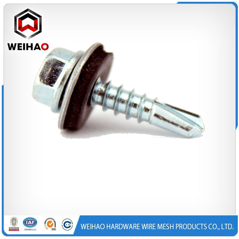 hex head self-drilling screws f1