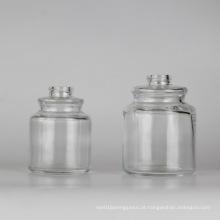 Frasco de vidro / frasco de perfume / embalagem cosmética / garrafa de cosméticos
