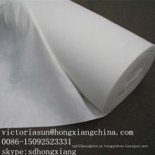 Geotêxtil não tecido de Spunbond do filamento