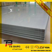 6061-T651 / 6082 Aleación de acero de la placa / barra redonda de acero de aluminio