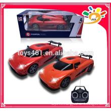 4 canaux 1:22 échelle rc voiture télécommande voiture modèle de jouet voiture enfant en plastique