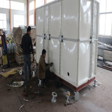 SMC GRP FRP For Irrigation or Fire Water Water Storage Tank
