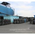 Carbón activado de la pelotilla de carbón impregnada del hidróxido de potasio para la eliminación del cloruro de hidrógeno HCL