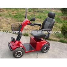 Scooter novo da mobilidade do tamanho com amortecedor