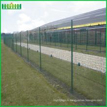 Haute qualité fabriqué en clôture en treillis métallique en Chine (usine de 20 ans) iso 9001