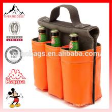 Bicycle 6 Pack Beer Bottle Carrier Bike Drink Carrier
