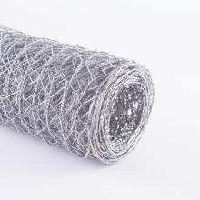 Galvanized iron  wire hexagonal wire mesh chain link femce