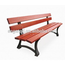 Antique garden bench for outdoor