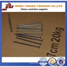 Clavo común / clavo de acero / clavo de alta calidad