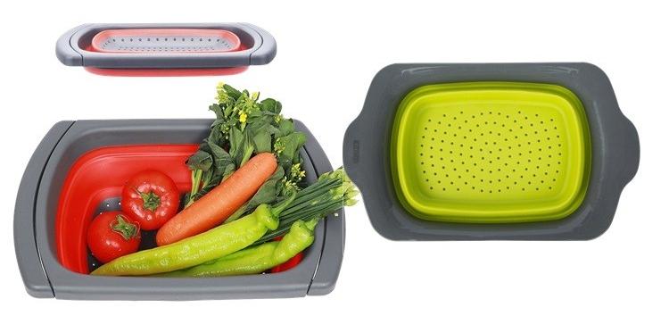 Silicone Food Basket
