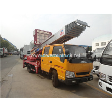 30m straight arm high altitude platform truck