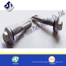 Hex Self Drilling Screw with EPDM Washer