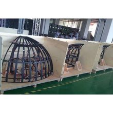 Good Quality for Led Screen Panel Customized Indoor P4 LED Video Ball/Sphere Screen export to Italy Manufacturer