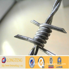 Cheap Reverse Twisted Barbed Wire Price Per Ton (LT-007)