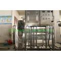 Traitement d'usine complet de l'eau minérale