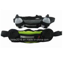 Sport-Radfahren-Sicherheits-Taschen-Tasche Zwei Waterbottle-Taillen-Beutel