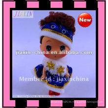 Muñeca de porcelana barata de cerámica de las muñecas de China del precio al por mayor