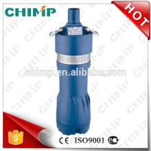 220 V / 380 V Grande ferro fundido óleo-imerso / seco motor multistage submersível bomba de água elétrica