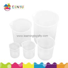 Matériel éducatif supplémentaire - Beakers à mesurer en plastique