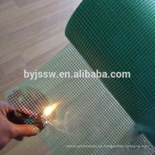 Malla de malla de fibra de vidrio de 4 mm * 4 mm 125g