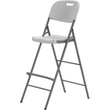 Plastic Folding High Bar Chair para festa, evento