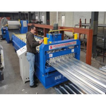 IBR Alu Zinc Wall Board Making Machine