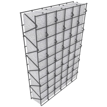 3D Welded EPS Sandwich Panels Galvanized Wire Mesh Building Board With ISO