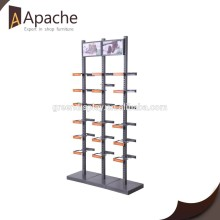 2015 new design shoe display stand,shoe display rack