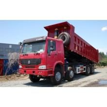 Caminhão basculante HOWO 8X4 30t Sinotruk (ZZ3317N2867W)