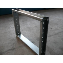 Galvanized Steel Fire Damper Roll Forming Machine Supplier