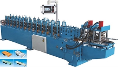 Automatic Door Frame Roll Forming Line