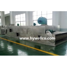 Cucumber Slices Belt Type Drying Machine