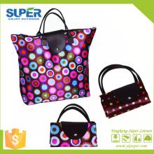 Bolsa de mano colorida para compras (SP-401D)