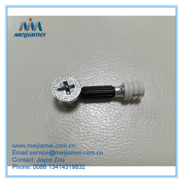China New Product for Cabinet Fittings Minifix Fittings for  panel connecting supply to United States Suppliers
