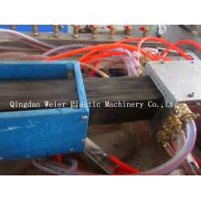 Machine d'extrusion de ligne d'extrusion de profil WPC de haute qualité