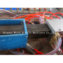 Máquina extrusora de extrusão de perfis de alta qualidade WPC