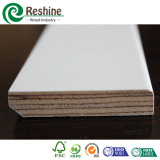 Cheap Decorative Primed Timber Baseboard Skirting Mouldings