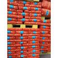 Bright Orange Polythylene PE Tarpaulin with Customrized Printing Logo
