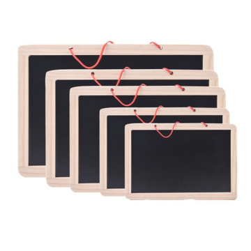 Tavolo da disegno magnetico con doppio lato in legno con alfabeto